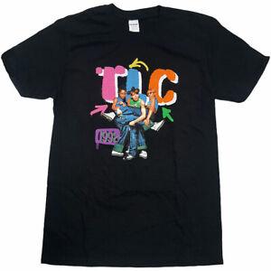TLC: '1992' Vintage Style Unisex T-shirt *Official Merchandise*