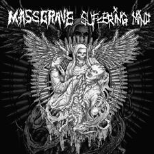 "MASSGRAVE/ SUFFERING MIND split 9"" + DVD NEW -"