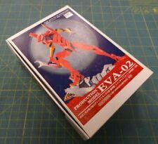 Evangelion Typo-02 Resin Cast Model Kit Authentic Kaiyodo Japan