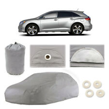 Fits Toyota Venza 4 Layer Car Cover Fitted Outdoor Water Proof Rain Snow Sun