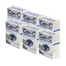 Can-C Eye Drops - 6 Boxes (Contains Twelve 5 ml Vials)
