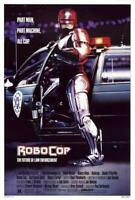 RoboCop Movie POSTER 27 x 40 Peter Weller, Nancy Allen, Ronny Cox, A