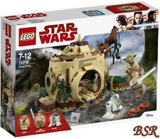 LEGO® Star Wars™: 75208 Yodas Hütte & 0.-€ Versand & NEU & OVP !