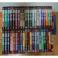 Used Japanese Comics Complete Full Set Wangan Midnight vol. 1-42
