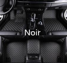 tapis de sol de voiture pour Mercedes-Benz Classe GL X166 X164 GLS X166 7 places