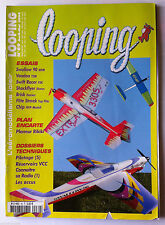 LOOPING n°89 du 4/2004; Plan Encarté Planeur Rikiki/ Voodoo/ Brisk/ Chip/ Swallo