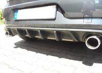 Golf 7 Facelift GTI Diffusor Heckansatz Heckdiffusor Cup TCR VW VII Heckschürze