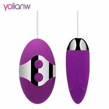 yolianw Vaginal Balls for women Remote Control Bullet Vibrators Vibrating vagina