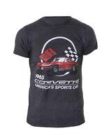 GM Chevrolet Corvette Americas Sports Car Heather T-Shirt