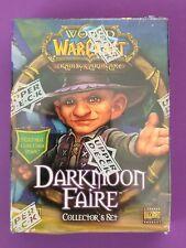 World Of Warcraft Tcg Darkmoon Faire Collector's Set Upper Deck