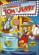 Las Aventuras de Tom & Jerry-Tom & Jerry Tales Vol . 2 - (2007) DVD-Región 1& 4