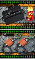 Kawaski KFX 700 CDI Ignition Monster Coil AMR Racing Performance REV BOX Part S3