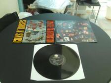 "GUNS N ROSES APPETITE FOR DESTRUCTION 1987 GERMAN 12"" VINYL RECORD LP"
