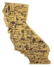 Totally Bamboo - Destination California Board - 14-1/4 x 11 x 5/8 in