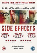 SIDE EFFECTS JUDE LAW CATHERINE ZETA-JONES CHANNING TATUM EONE UK 2013 DVD EXCEL