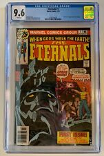 The Eternals #1 - CGC 9.6 - (July 1976) by Jack Kirby 1st appearance