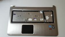HP DV7-6000 series palm rest w/ touchpad 665999-001