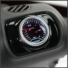 Seat Leon Mk1 1 m Air Vent Pod Gauge Support-Noir brillant