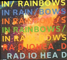 RADIOHEAD in Rainbows CD Luxury GATEFOLD foc Sleeve DIGIPACK 2007