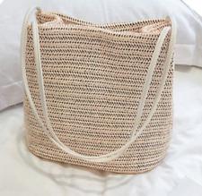 Beach Bag Summer Straw Rattan Bags Handmade Woven Tote Women shopping Handbags