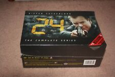 24: The Complete Series (DVD, 2010, 55-Disc Set) *Brand New Sealed*