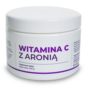 VISANTO VITAMIN C WITH ARONIA – Chokeberry Extract Jerzy Zieba, FREE P&P