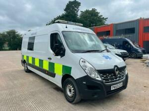 2014 RENAULT MASTER LM35 BUSINESS + DCI AMBULANCE OR CAMPER SPARES OR REPAIRS