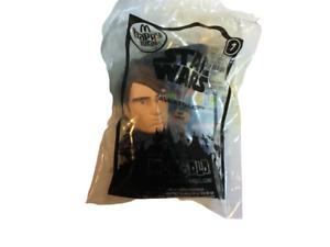2010 Mc Donald's Star wars Anakin Skywalker toy in bag #1 McWorld Happy meal