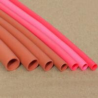 Φ0.6//0.8//1mm-5mm 2:1 Tubo De Calor Shrink Tubo Heatshrink Cable De Envolver Envoltura de cable