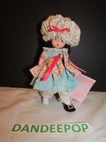 "Madame Alexander Storyland Dolls Little Miss Muffet 7"" Doll w/tag"