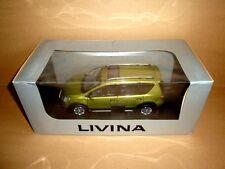 1/18 China NISSAN Livina 2013 green color + gift