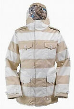 $210 NEW 1o.OOOmm BURTON RONIN CHEETAH INSULATED JACKET MENS L UK 42 EU 52
