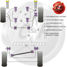 AUDI 80 COUPE 2.0 91-96 40 mm Pi lowering springs
