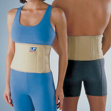 BACK SUPPORT With STAYS Waist Belt LP 727 Lumbar Injury Pain Sciatica Strap HIVD