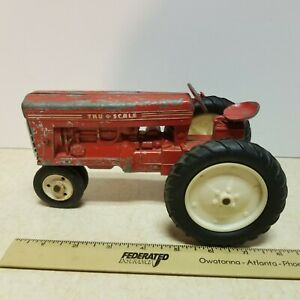 Toy 560 Vintage Tru Scale Tractor #401 #1