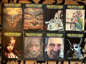 Man, Myth, & Magic - Complete 24 Volume Set - Encyclopedia of Supernatural 1970