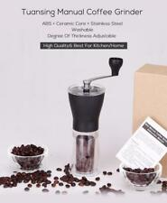 ABS Ceramic Core Stainless Steel Washable Manual Coffee Grinder Kitchen Tool
