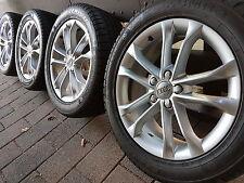 """18"""" Zoll original Audi Q3 Alufelgen, der Typ 8U, auf Winterreifen mit 8mm Profil"""