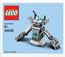 Lego Robot Monthly Build October 2017 40248 New In Sealed Polybag