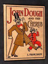 John Dough and the Cherub_L. Frank Baum_1920_Illustrated by John R. Neill_OZ