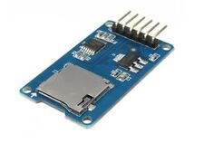 Módulo de tarjeta Micro SD Lector de Zócalo de ranura para PIC MCU Arduino Robot Reino Unido ARM A904