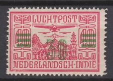 Nederlands Indie Indonesie 12 MLH Netherlands Indies luchtpost airmail 1932