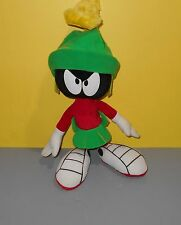 "1994 Applause Warner Brothers Marvin The Martian Character 14"" Plush w/ Poseable"