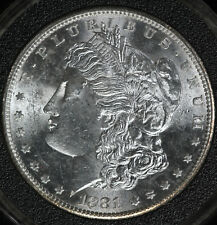 Nice Original Uncirculated 1881-S Morgan Dollar!!