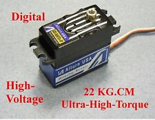 High-Voltage TG Servo Losi 8ight E T 3.0 4.0 XXL-2e LST2 Brushless Nitro 4x4 Kit