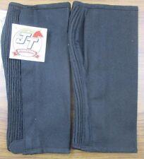 Tough-1 Sport Amara Suede Boot Covers Black Small/Medium