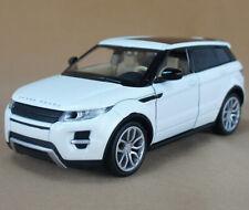 Range Rover Evoque models 1:32 toy cars Zinc alloy NEW