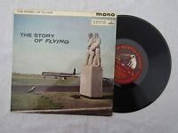 """THE STORY OF FLYING 10"""" mini lp hmv / dlp 1211"""