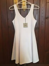 ASOS WHITE DRESS SIZE US 6 - UK 10 MADE IN GREECE