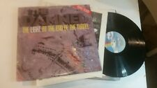 DAMNED THE LIGHT AT END OF TUNNEL 1987 DOUBLE 2 LP PROMO 1987 us punk original !